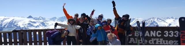colo ski printemps