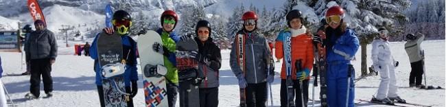 colo ski snow pour ados