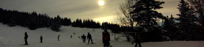 Séjour scolaire ski