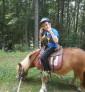 Colonie équitation dans le Vercors